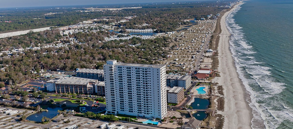 Charter Elevator Is Pleased To Announce That It Has Been Awarded The Three Modernization For 21 Story Renaissance Tower In Myrtle Beach Sc
